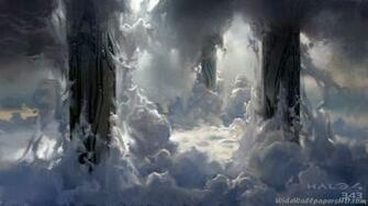 Halo Concept Art 6 Halo 4 Backgrounds and Wallpapers HD