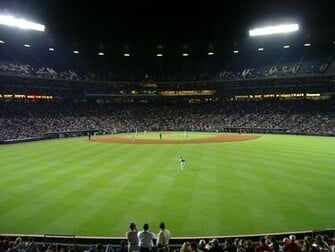 baseball atlanta stadium 2048x1536 wallpaper Baseball Wallpapers