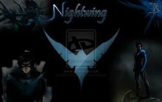 Nightwing Wallpaper Nightwing Wallpaper by