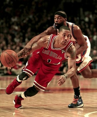 headbands derrick rose athletes chicago bulls baron davi Wallpaper