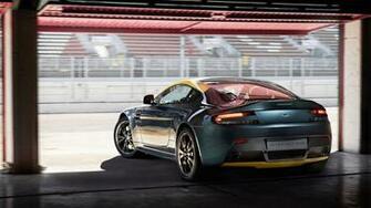 2014 Aston Martin V8 Vantage N430 2 Wallpaper HD Car Wallpapers
