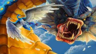 Dragon Pokemon download high quality wallpaper Cartoons pictures