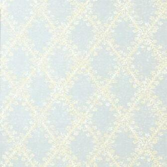Thibaut Wallpaper Artisan La Gioconda T750 Light Blue