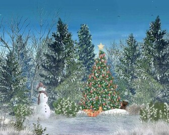 animated christmas desktop background Desktop Wallpapers