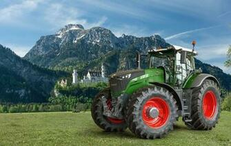 Wallpaper tractor 1050 fendt images for desktop section
