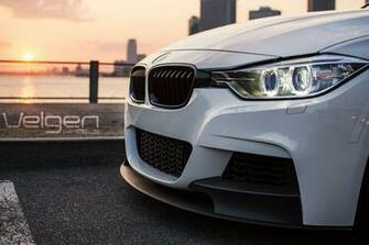 BMW F30 on Velgen Wheels VMB5 Bmw iphone wallpaper Volkswagen