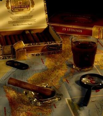 Cuban Cigars Wallpaper Cuban cigars by katphoto