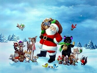 christmas screensavers and wallpaper pictures 4