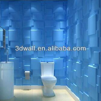 hot sale home interior 3D Wallpaper for Walls View 3D Wallpaper for