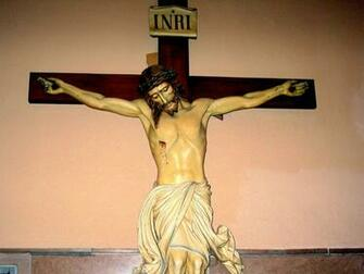 Jesus Christ INRI Wallpapers   1024x768   298794