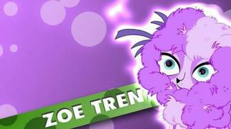 LPS Wallpaper Series 03   Zoe Trent by Sakaki709