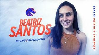 Mabile Signs Brazilian Beatriz Santos to National Letter of Intent