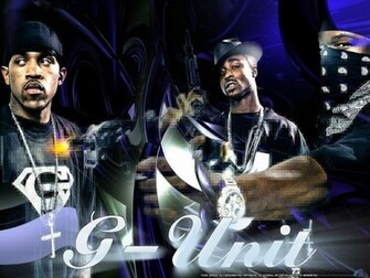 Download Wallpaper Lloyd Banks Tony Yayo and 50 cent G Unit 1024 x