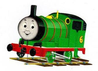 Thomas The Train Tank Character Prepasted Wallpaper Border Cut