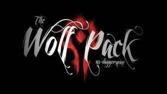 Pin Wolf Pack Logo