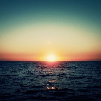 Ocean Sunset Wallpaper Images Pictures   Becuo