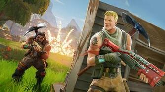 Fortnite Battle Royale vai poder ser jogado de graa