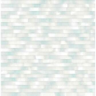A Street 564 sq ft Kalmar Light Blue Hazy Stripe Wallpaper 2889