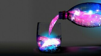 Cool Water Bottle Pictures HD Wallpaper of Water   hdwallpaper2013com