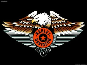 Harley Davidson Eagle Wallpaper 7500 Hd Wallpapers in Bikes   Imagesci