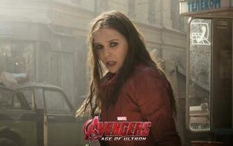 elizabeth olsen avengers 2 age of ultron poster scarlet witch costume