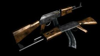 AK 47 guns wallpapers
