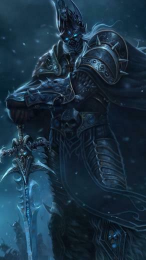 Wow Lich King iPhone 5s Wallpaper Download iPhone Wallpapers iPad