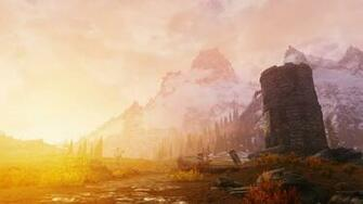 Skyrim  The Playable Wallpaper at Skyrim Nexus   mods and community