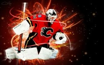 NHL Wallpapers   Miikka Kiprusoff Calgary Flames 2560x1600 wallpaper