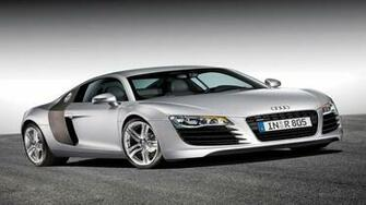 Exotic Cars Wallpapers 2007 audi r8 muscle car Wallpaperjpg