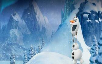 Olaf and Sven images Olaf Wallpaper HD wallpaper and background photos