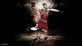netfs71f201334272derrick rose wallpaper by cumamert d6x81x8jpg