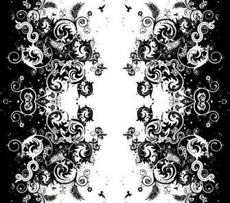 Black And White Wallpaper Designs   All Wallpapers New