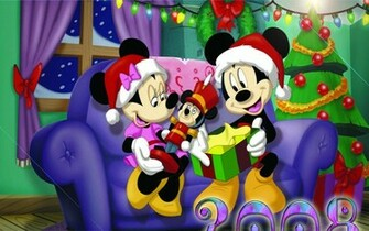 christmas disney wallpaper 1   Disney Christmas Wallpaper 27836070
