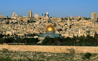 Jerusalem HD Wallpapers for desktop download