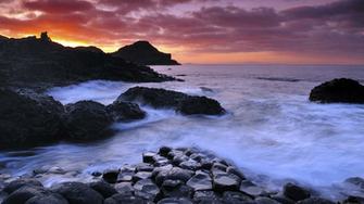Giants causeway wallpaper Wallpaper Wide HD