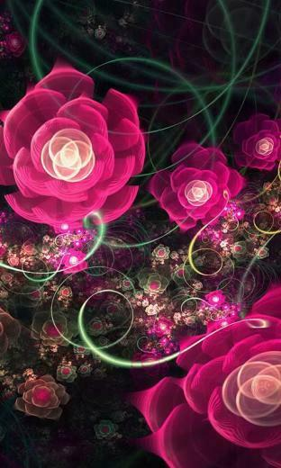 Description Download attractive animated mobile wallpapers for