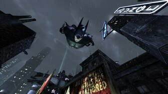 wallpapers city arkham batman wallpaper screen 1920x1080