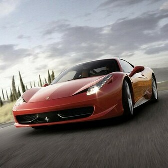 wallpapers ferrari 458 italia download yellow ferrari 458 italia