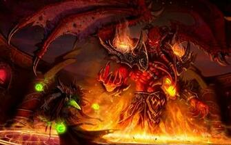 4 Kiljaeden World Of Warcraft HD Wallpapers Background Images