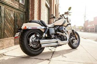 2014 Harley Davidson FXDF Fat Bob f wallpaper background