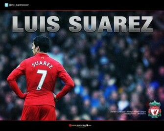 Luis Suarez Wallpaper HD 2013 1 wallpapers55com   Best Wallpapers