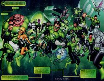 Green Lantern Corps Wallpapers   Top Green Lantern Corps