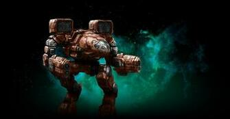 MWO Mad Cat Timber Wolf repaint by Odanan