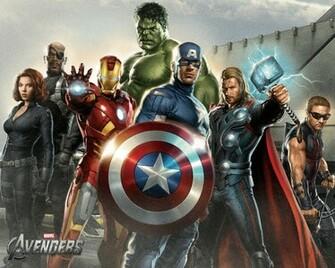 New The Avengers PC Wallpaper Images   Marvel   MarvelousNewscom