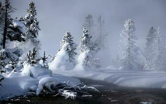 50 3D Winter Scenes Wallpapers   Download at WallpaperBro