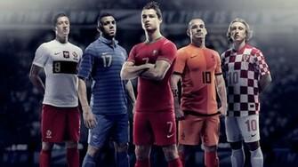 Euro 2012 Best Football Player Wallpaper HD Wallpapers