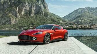 2017 Aston Martin Vanquish Zagato Wallpapers HD Images   WSupercars