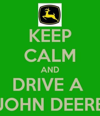 John Deere Logo John Deere Logo Wallpaper John