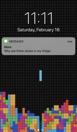 My cool new tetris background Gamingcirclejerk